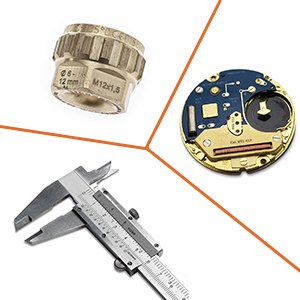 Gravure sur outils et pièces mécaniques