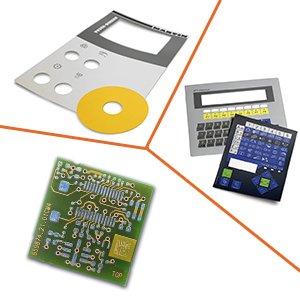 Gravure sur pièces électroniques